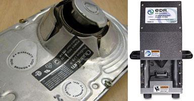 Hard Disk Crusher и последствия
