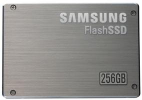 256-ГБ сверхскоростной SSD Samsung