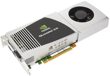 NVIDIA Quadro CX – «ускоритель» для Photoshop