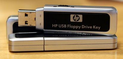 USB Floppy Drive Key - виртуальный флоппи-диск