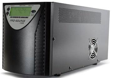 Первый UPS OCZ Technology. Модель Pro-Source 1500.