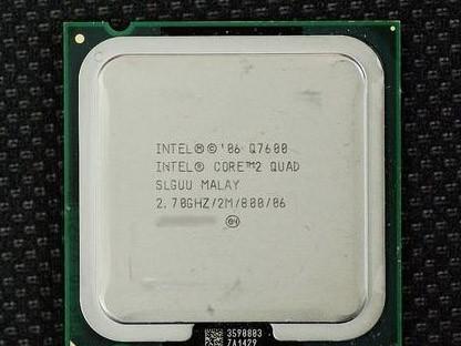 Core 2 Quad Q7600