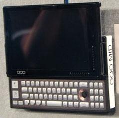 OQO Model 02+. Теперь на Intel Atom.