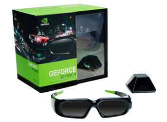 NVIDIA 3D Vision. Стереоскопическое изображение на дому.