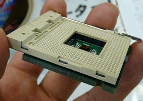Переходник GETA-478TO775: Socket 478 на...