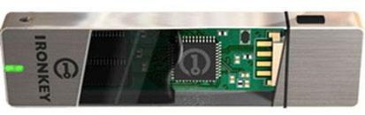 IronKey S200: USB-накопитель с максимальной степенью защиты