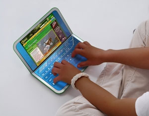 Прототип OLPC XO-2