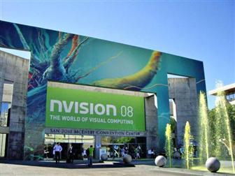 На первом форуме имени NVIDIA (фото DigiTimes)