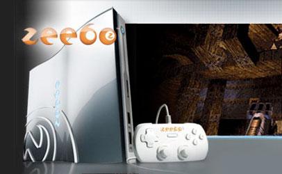 Консоль Zeebo чем-то неуловимо напоминает Wii