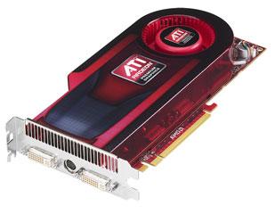 Эталонный дизайн ATI Radeon HD 4890