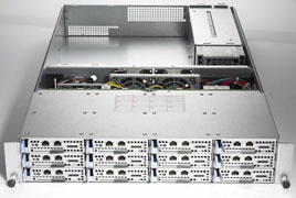 Сервер Dell XS11-VX8 на 12 процессорах VIA