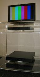 Беспроводное питание ТВ: дальность 50 см, мощность 60 Вт