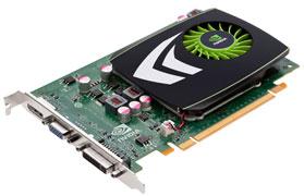 Эталонный дизайн NVIDIA GeForce GT 220 для розницы