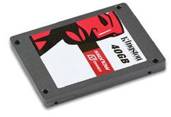 Kingston SSDNow V: сорок бюджетных гигабайт