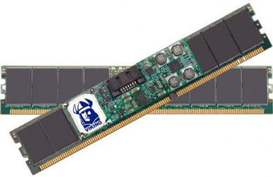 Флэш-винчестер похожий на модуль памяти