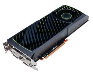 Эталонный дизайн видеокарты NVIDIA GeForce GTX 570