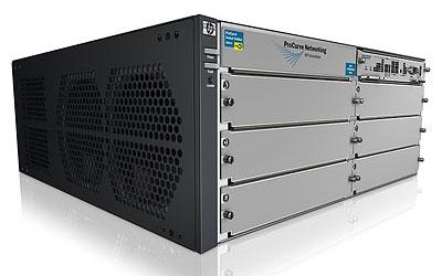 Модульные коммутаторы HP E5400 zl