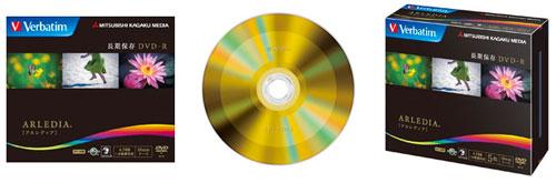 DVD-R Verbatim Arledia