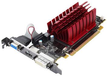 Эталонный дизайн видеокарты ATI Radeon HD 5450