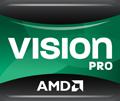 Логотип «профессионального» ноутбука на платформе AMD