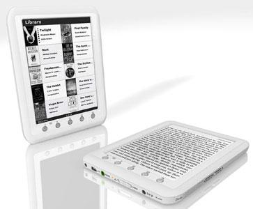 Электронная книга Mustek  MER-6T