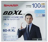 100-ГБ BDXL-диски