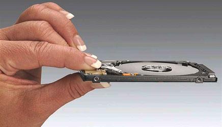 Тонкие ноутбучные жёсткие диски для сверхтонких систем