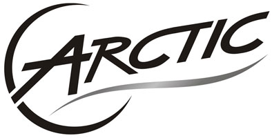 Новый логотип компании Arctic Cooling