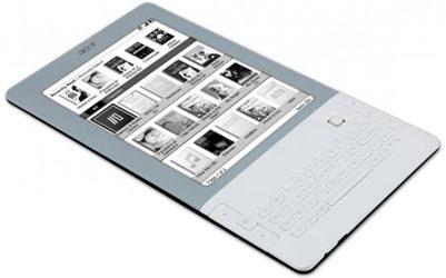 Acer LumiRead L600 (6