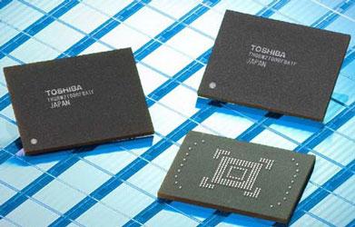 128-ГБ SSD e-MMC Toshiba, россыпью.