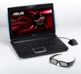 ASUS G51JX 3D