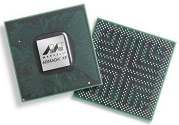 Marvell Armada XP: ARM-процессор для облачных вычислений