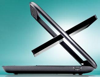 Dell Inspiron Duo: на работе и...