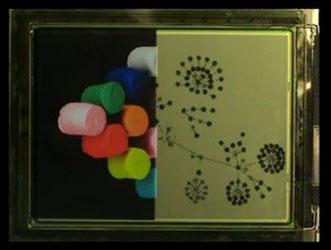 Двухрежимный дисплей Nemoptic: для работы на свету и в тени