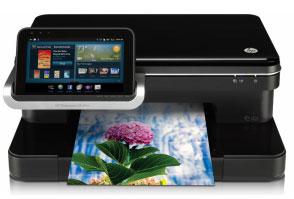 МФУ HP Photosmart eStation All-in-One с автономным планшетом