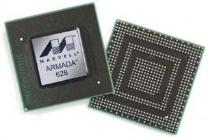 Трёхъядерный процессор на архитектуре ARM: Marvell Armada 628