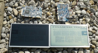 Экраны Pixel Qi с питанием от USB