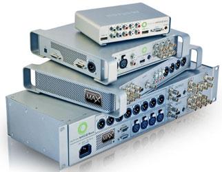 Семейство внешних многомониторных адаптеров Matrox MXO2