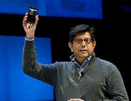 Возможный прототип смартфона на SoC Intel Atom
