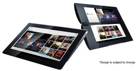 Два планшета Sony, которые появятся в магазинах нынешней осенью