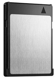 На смену картам CompactFlash идут надёжные и быстрые карты XQD