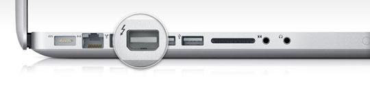 Thunderbolt — один порт, который заменит любой периферийный интерфейс