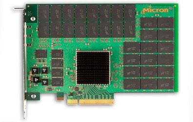 SSD Micron RealSSD P320h