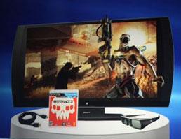Комплект для игр в режиме стерео на PS3