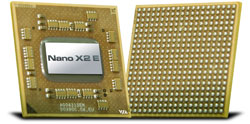 Двухъядерный процессор VIA Nano X2 E