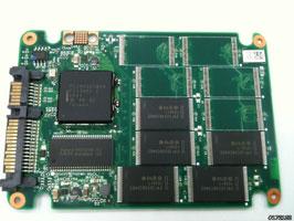 Одноплатная версия SSD Intel 311 Larson Creek