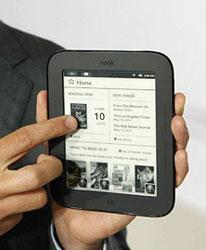 Электронная книга с 6-дюймовым экраном E Ink