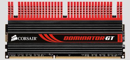 Память DDR3 Dominator GTX компании Corsair Memory