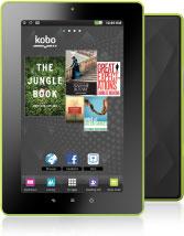 7-дюймовый LCD-планшет Kobo Vox