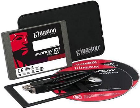 Набор для самостоятельной установки включает USB-кейс